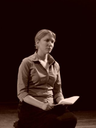 "Reading of ""Spoon River"" at NYS Theatre Institute, 2007"
