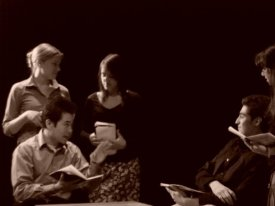 """Reading of """"Spoon River"""" at NYS Theatre Institute, 2007"""
