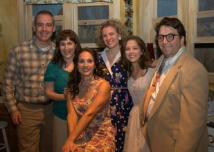 """Chick in """"Crimes of the Heart"""" at Curtain Call Theatre (Latham, NY)"""