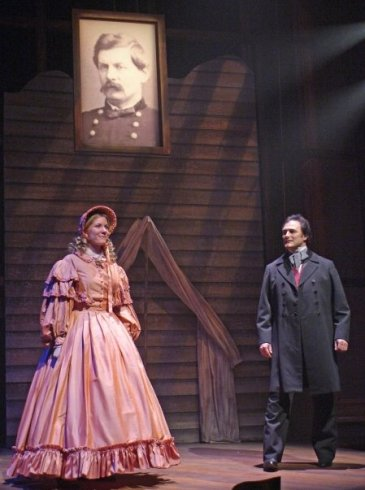 """Hometown Girl in """"Reunion: A Musical Epic in Miniature""""- Directed by Ron Holgate"""