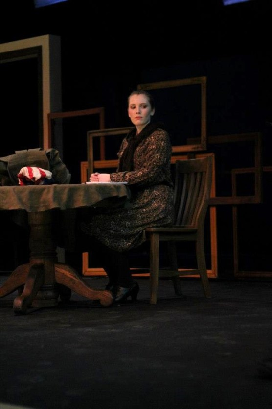 """Stars"" in SUNY New Paltz New Play Festival- Directed by Bob Miller"