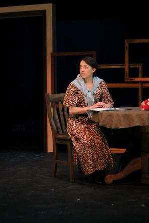 """""""Stars"""" in SUNY New Paltz New Play Festival- Directed by Bob Miller"""