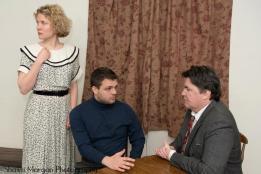"""Julie Mercier in Marty Egan's """"The Beast"""" (World Premiere)"""