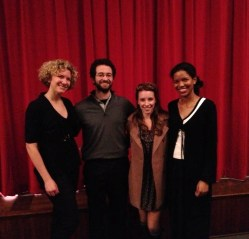 """With Cast and Director of """"Homefront"""""""