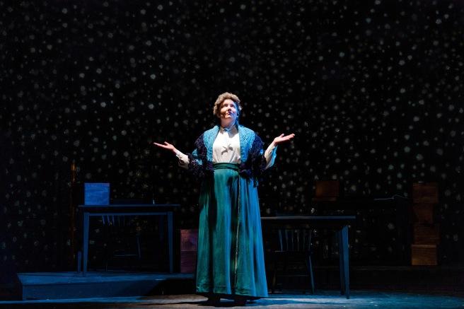 "Henrietta Leavitt in ""Silent Sky"" with Schenectady Civic Players, July 2019"